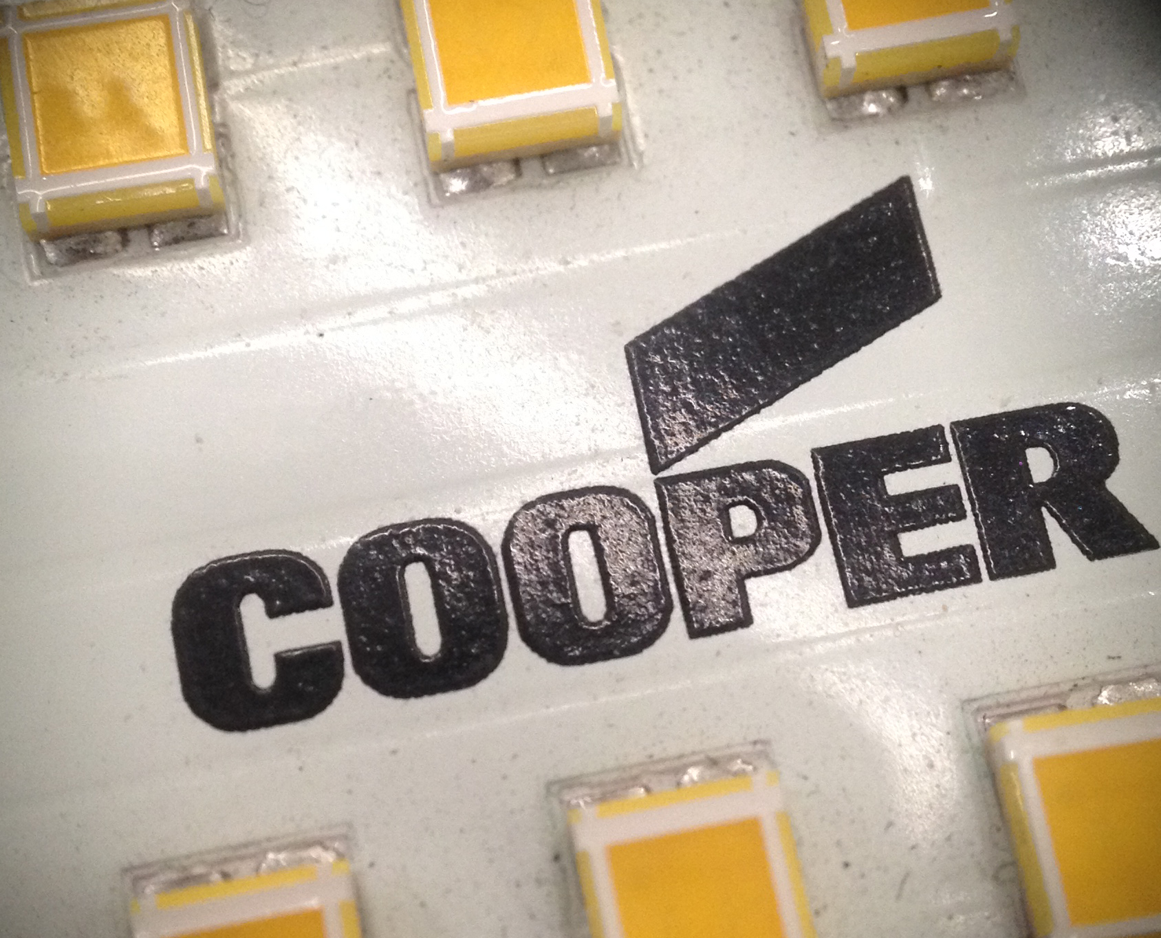 Cooper Lighting LED Boards